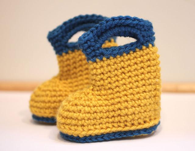 2014 Number 2 Crochet Wellies Uk Crochet Patterns