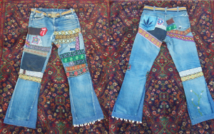 Hippie Jeans photo credit Mostly OT